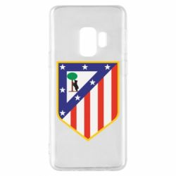 Чехол для Samsung S9 Atletico Madrid