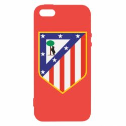 Чехол для iPhone5/5S/SE Atletico Madrid