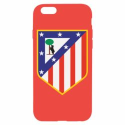 Чехол для iPhone 6/6S Atletico Madrid