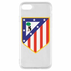 Чехол для iPhone 8 Atletico Madrid