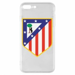 Чехол для iPhone 8 Plus Atletico Madrid