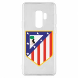 Чехол для Samsung S9+ Atletico Madrid