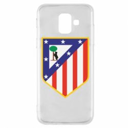Чехол для Samsung A6 2018 Atletico Madrid