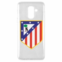 Чехол для Samsung A6+ 2018 Atletico Madrid