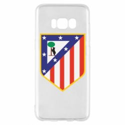 Чехол для Samsung S8 Atletico Madrid