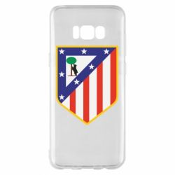 Чехол для Samsung S8+ Atletico Madrid