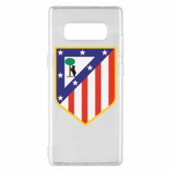 Чехол для Samsung Note 8 Atletico Madrid