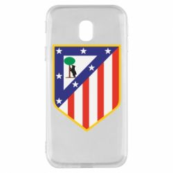 Чехол для Samsung J3 2017 Atletico Madrid