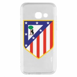 Чехол для Samsung A3 2017 Atletico Madrid