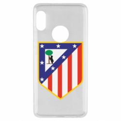 Чехол для Xiaomi Redmi Note 5 Atletico Madrid