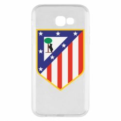 Чехол для Samsung A7 2017 Atletico Madrid