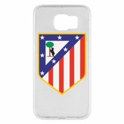 Чехол для Samsung S6 Atletico Madrid