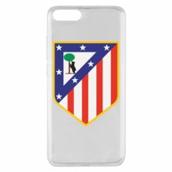 Чехол для Xiaomi Mi Note 3 Atletico Madrid