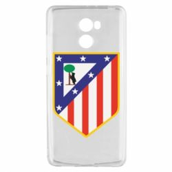 Чехол для Xiaomi Redmi 4 Atletico Madrid