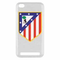 Чехол для Xiaomi Redmi 5a Atletico Madrid