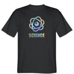 Чоловіча футболка Atom science