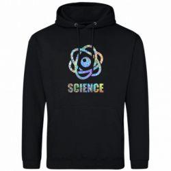 Чоловіча толстовка Atom science