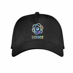 Дитяча кепка Atom science