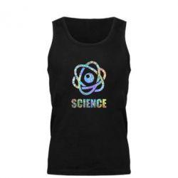 Майка чоловіча Atom science