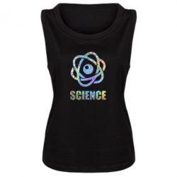 Майка жіноча Atom science