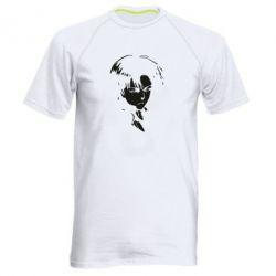 Мужская спортивная футболка Attack on Titan: Levi Ackermann