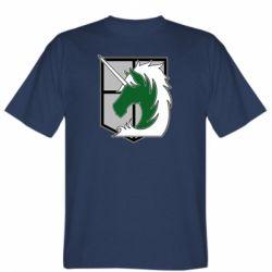 Чоловіча футболка Attack on Titan symbol