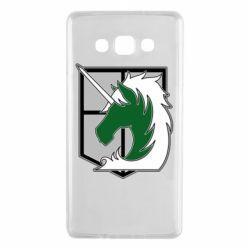 Чохол для Samsung A7 2015 Attack on Titan symbol