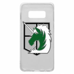 Чохол для Samsung S10e Attack on Titan symbol
