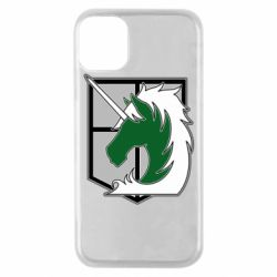 Чохол для iPhone 11 Pro Attack on Titan symbol