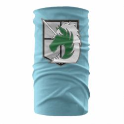 Бандана-труба Attack on Titan symbol