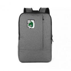 Рюкзак для ноутбука Attack on Titan symbol