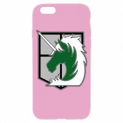 Чохол для iPhone 6/6S Attack on Titan symbol