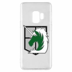 Чохол для Samsung S9 Attack on Titan symbol