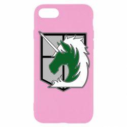 Чохол для iPhone 8 Attack on Titan symbol