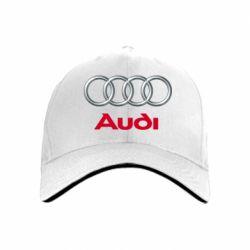 кепка Audi 3D Logo - FatLine