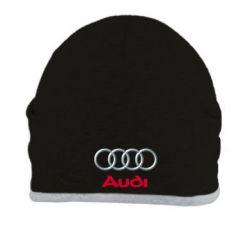 Шапка Audi 3D Logo - FatLine