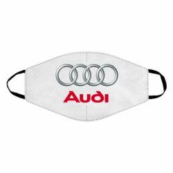 Маска для обличчя Audi 3D Logo