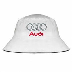 Панама Audi 3D Logo