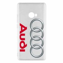 Чохол для Xiaomi Mi Note 2 Audi 3D Logo