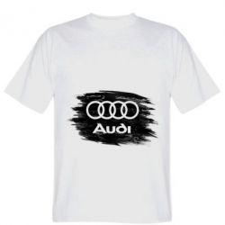 Чоловіча футболка Ауді арт, Audi art