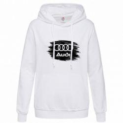 Толстовка жіноча Ауді арт, Audi art