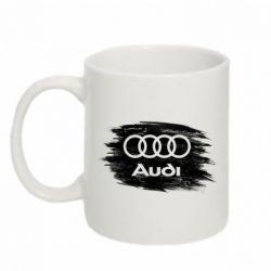 Кружка 320ml Ауді арт, Audi art