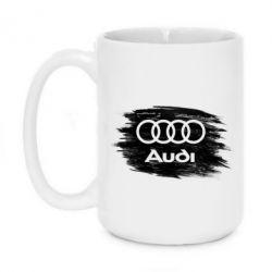 Кружка 420ml Ауді арт, Audi art