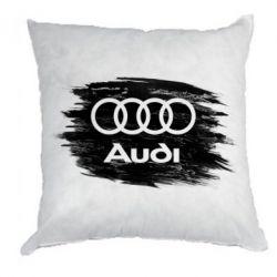 Подушка Ауді арт, Audi art
