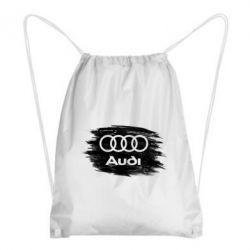 Рюкзак-мішок Ауді арт, Audi art