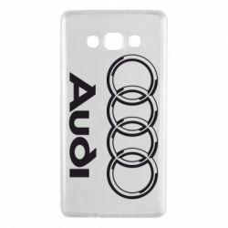 Чехол для Samsung A7 2015 Audi Big