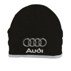 Шапка Audi Big - FatLine