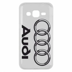 Чехол для Samsung J2 2015 Audi Big