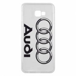 Чехол для Samsung J4 Plus 2018 Audi Big