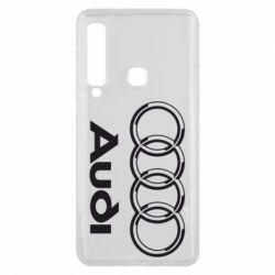 Чехол для Samsung A9 2018 Audi Big